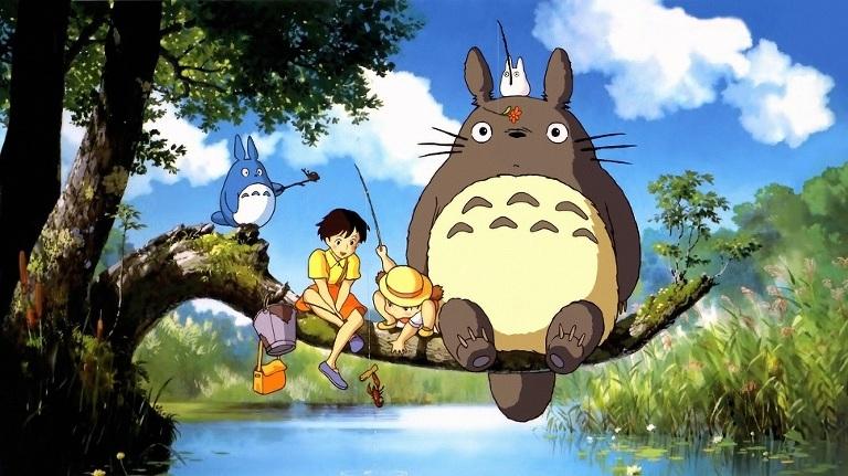 Film d'animation Mon Voisin Totoro
