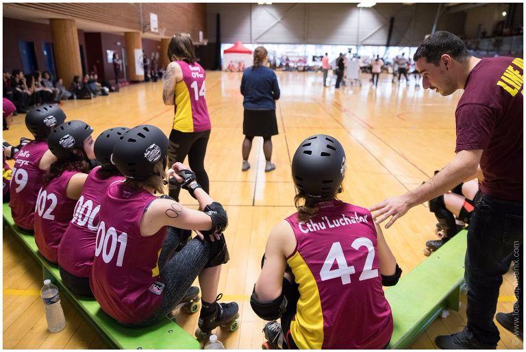 Roller Derby Championnat France